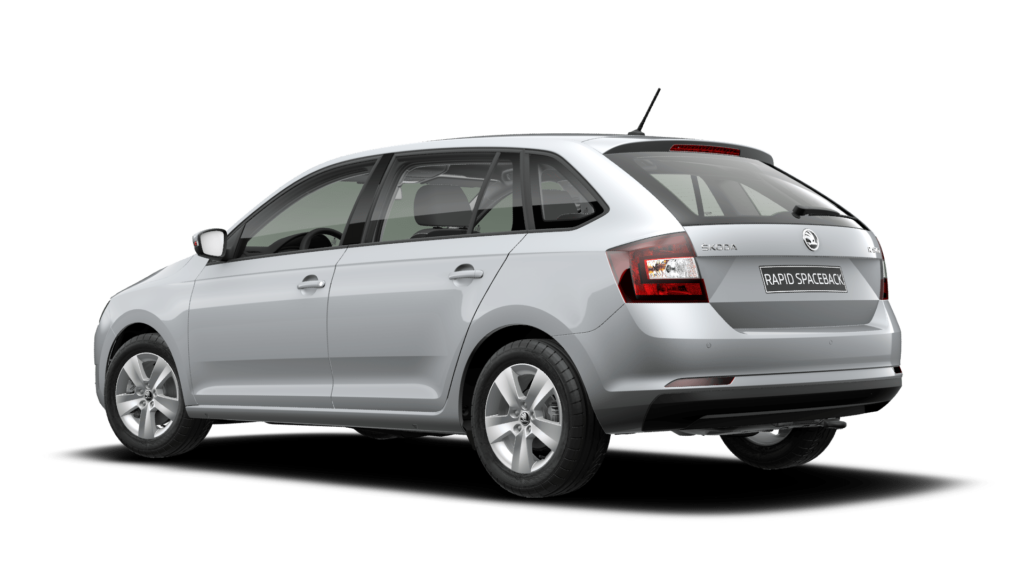 Skoda Rapid Spaceback od 49 zł